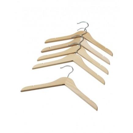 Mắc áo gỗ IKEA HANGA (5 chiếc)