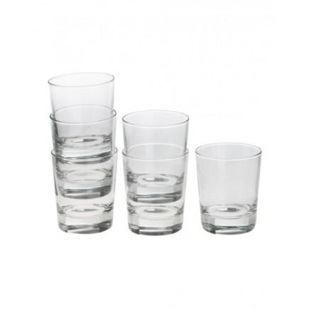 Bộ 6 cốc thủy tinh IKEA GODIS