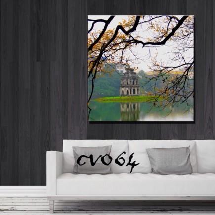 Tranh Canvas, tranh treo tường nghệ thuật CVS064