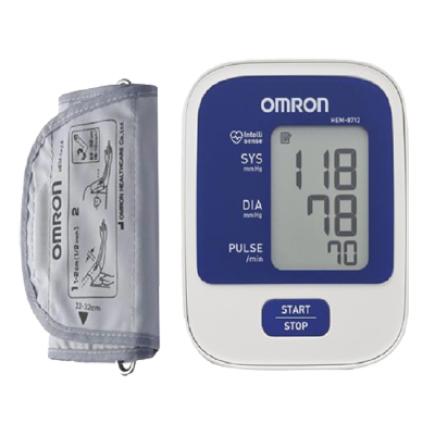 Máy đo huyết áp tự động bắp tay Omron HEM-8712