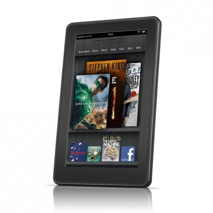 """Máy tính bảng Kindle Fire - Full Color 7"""" Multi - Touch Display, Wi-fi"""