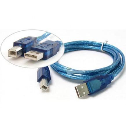 CÁP USB MÁY IN 3m