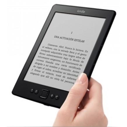 Máy đọc sách Amazon Kindle 2012 - Phiên bản Basic (Không quảng cáo)