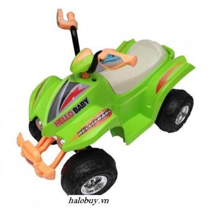 Xe máy điện trẻ em 4 bánh MY918