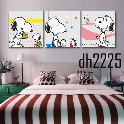 Tranh ghép nghệ thuật DH2225A