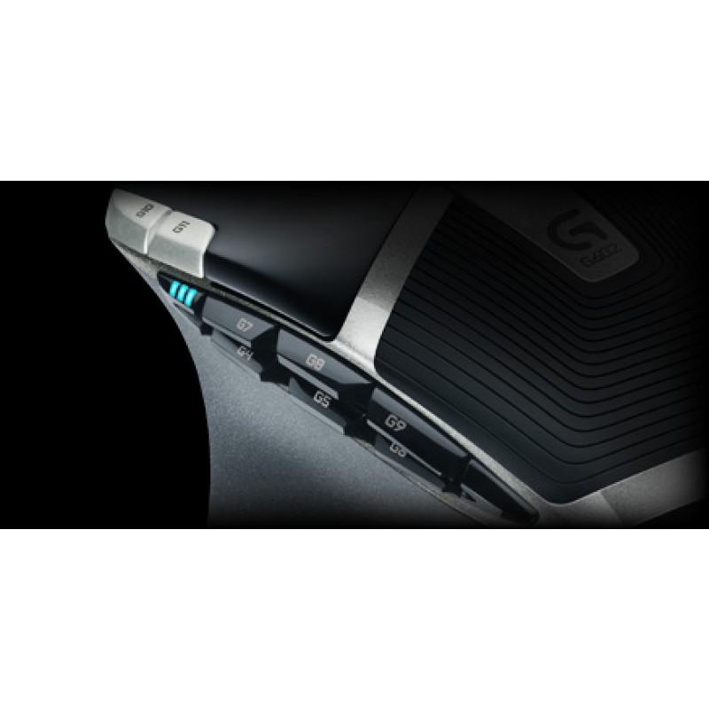 Chuot Logitech G602 Wireless Gaming Mouse