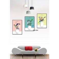 Tranh Canvas  treo tường, tranh trang trí CVS1019