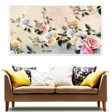 Tranh Canvas,tranh treo tường hoa hồng CVS1020