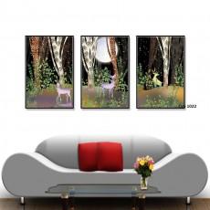 Tranh Canvas, tranh treo tường nghệ thuật CVS1022