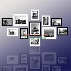Bộ 11 khung ảnh trang trí