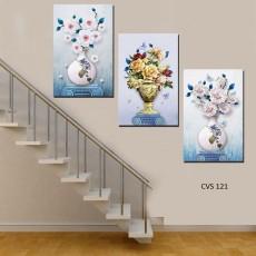 Tranh Canvas, tranh treo tường nghệ thuật CVS121