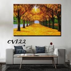 Tranh  Canvas  treo tường phong cảnh CVS122B