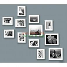 Bộ 12 khung ảnh trang trí
