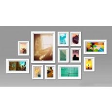 Bộ 12 khung ảnh trang trí 02