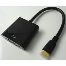 CÁP CHUYỂN MINI HDMI TO VGA ADAPTER