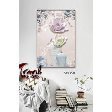 Tranh Canvas, tranh treo tường nghệ thuật CVS1423