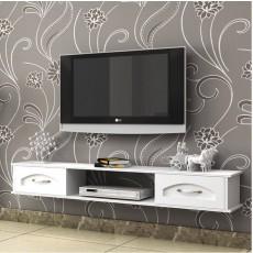 Kệ gỗ trang trí phòng khách KG161