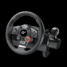 Vô lăng Logitech DRIVING FORCE GT cho game đua xe