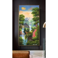 Tranh Canvas, tranh treo tường nghệ thuật CVS1734