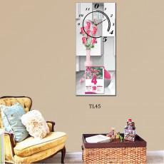 Mẫu tranh lịch đồng hồ TL45