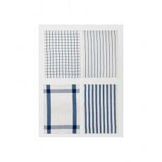 Bộ 4 khăn lau bếp IKEA ELLY