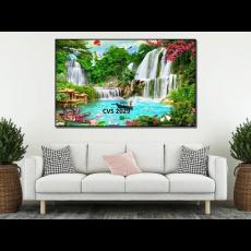 Tranh  Canvas  treo tường phong cảnh CVS2029