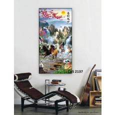 Tranh Canvas, tranh treo tường nghệ thuật CVS2137