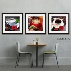 Tranh treo tường 3 bức nghệ thuật DH2521A (120x40cm)