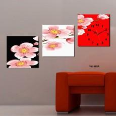 Tranh treo tường 3 bức nghệ thuật DH2319A