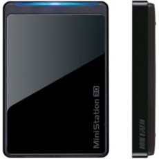 "Ổ cứng di động Buffalo MiniStation Pocket 2.5"" 500GB - USB 3.0 (HD-PCT500U3B)"