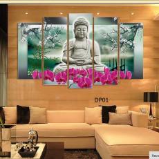 Tranh nghệ thuật đức phật DP01