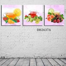 Tranh nhà bếp, tranh phòng ăn, tranh treo tường DH2637A