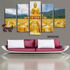 Tranh nghệ thuật đức phật DH3216A