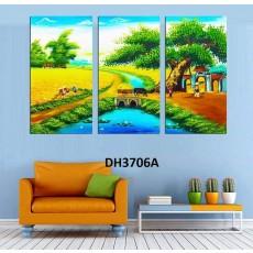 Tranh treo tường phong cảnh DH3706A