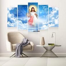 Tranh nghệ thuật Thiên Chúa DH3748A