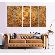 Tranh nghệ thuật đức phật DH3901A