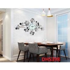 Đồng hồ trang trí tráng gương  DHS398