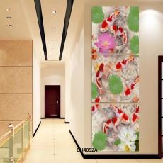 Tranh treo tường 3 bức nghệ thuật   DH4052A