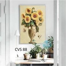Tranh Scandinavian treo tường nghệ thuật CVS88