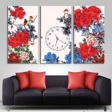 Tranh đồng hồ, tranh treo tường nghệ thuật DH4285A