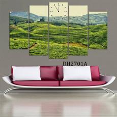 Tranh ghép bộ phong cảnh 5 bức DH2701A