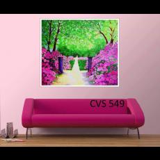 Tranh Scandinavian treo tường nghệ thuật CVS549