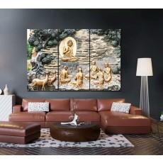 Tranh Canvas, tranh treo tường nghệ thuật CVS59B