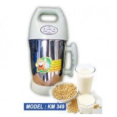 Máy làm sữa đậu nành Komasu KM349 màu trắng