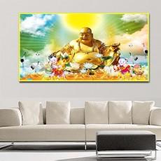 Tranh canvas treo tường nghệ thuật Đức Phật CVS1890