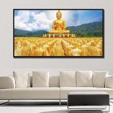 Tranh canvas treo tường nghệ thuật Đức Phật CVS1891