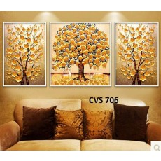 Tranh Canvas, tranh treo tường nghệ thuật CVS706B