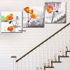Tranh Canvas, tranh treo tường trang trí CVS712