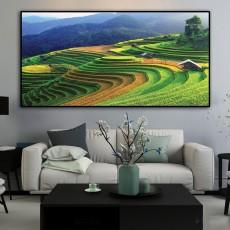 Tranh  Canvas  treo tường phong cảnh CVS3019