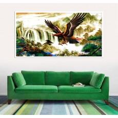 Tranh Canvas, tranh treo tường nghệ thuật Đại Bàng CVS870